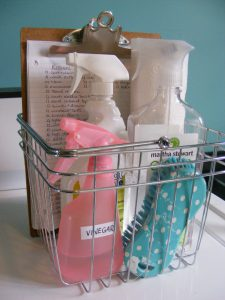 spring cleaning family home checklist