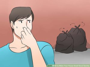 House cleaning tip - Getting rid of dirty smells