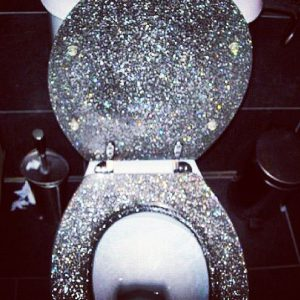 House cleaning tip - Sparkling toilets