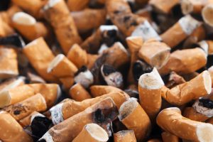 Cigarette smoke a leading cause of Indoor Air Pollution